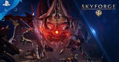Skyforge - Wrath of Tol-Monter Free Update Trailer | PS4