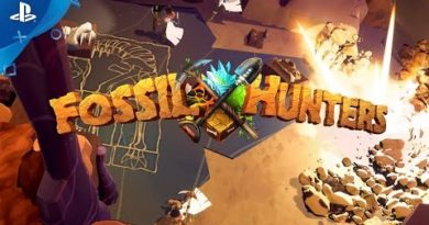 Fossil Hunters - Gameplay Trailer   PS4