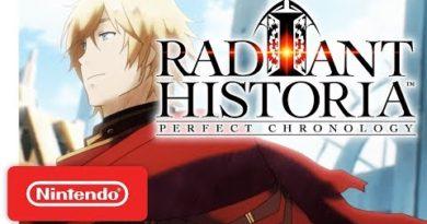 Radiant Historia: Perfect Chronology Launch Trailer - Nintendo 3DS