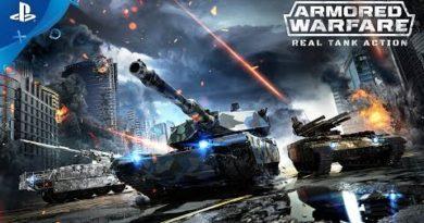 Armored Warfare – Release Trailer | PS4