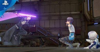 Sword Art Online: Fatal Bullet - Launch Trailer Teaser | PS4