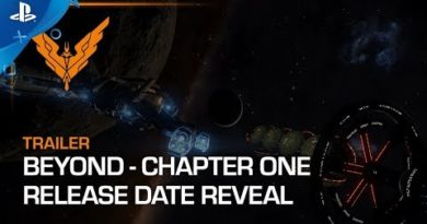 Elite Dangerous: Beyond - Chapter One Release Date Announcement | PS4