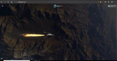Virgin Galactic and Microsoft Edge create an immersive web experience