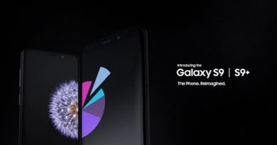 Samsung Galaxy S9/9+: The Phone. Reimagined.