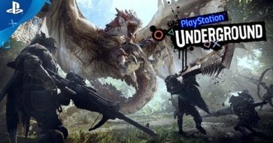 Huntin' Monsters in Monster Hunter: World | PlayStation Underground Live