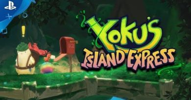 Yoku's Island Express – Abilities Trailer | PS4