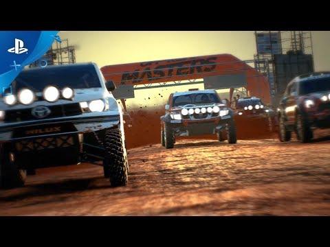 GRAVEL – Launch Trailer | PS4