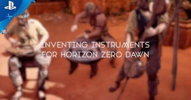 Horizon Zero Dawn - Inventing Instruments | PS4