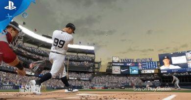MLB The Show 18   Bande-annonce de premier aperçu du jeu   PS4