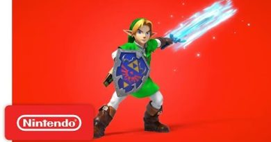 Join Link on New Nintendo! 2DS XL!