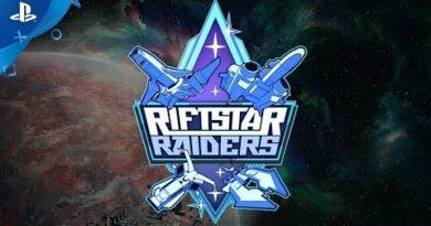RiftStar Raiders - Multiplayer Trailer   PS4