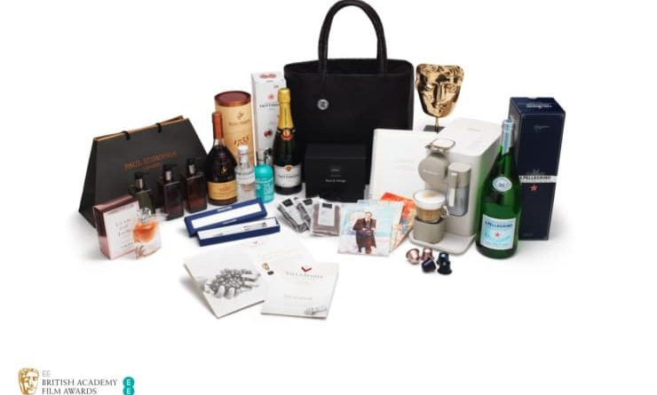 COMPETITION: Win the 2018 BOTTLETOP BAFTA Gift bag and partner gifts
