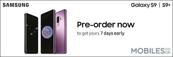 Samsung Galaxy S9 pre-orders now LIVE