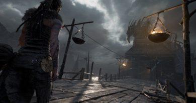 Hellblade: Senua's Sacrifice Coming to Xbox One April 11