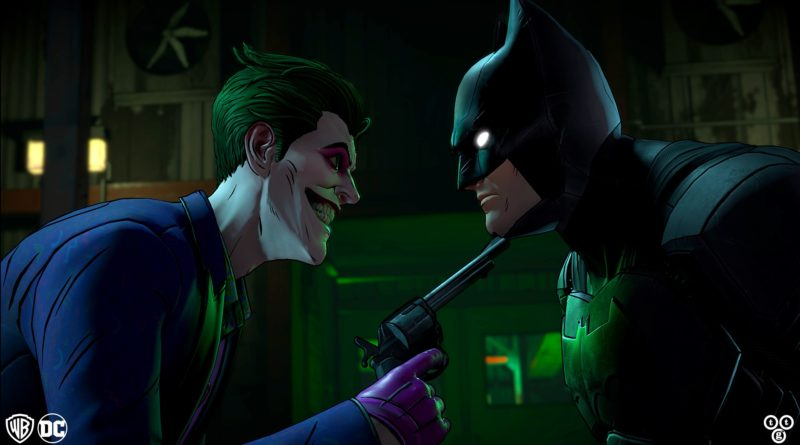 The Two Faces of Joker in Batman: The Enemy Within's Season Finale