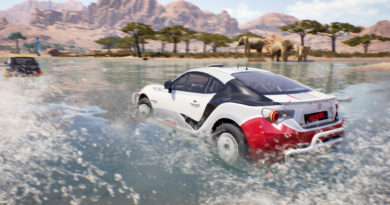Experience the Off-road Extreme Driving of Gravel on Xbox One