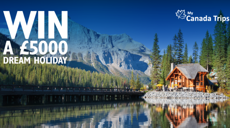 COMPETITION: Win a holiday from My Canada Trips