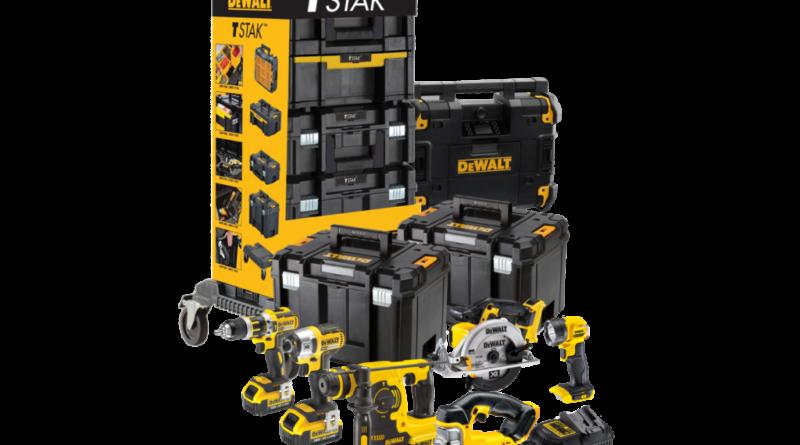 COMPETITION: Win £1500 worth of DeWalt gear