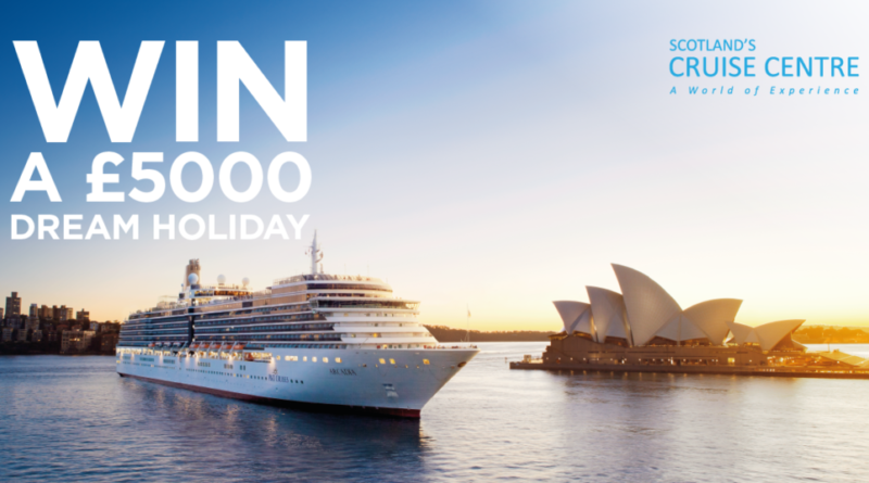 COMPETITION: Win a £5000 dream holiday