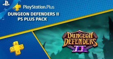 PlayStation Plus - Dungeon Defenders II PS Plus Pack   PS4