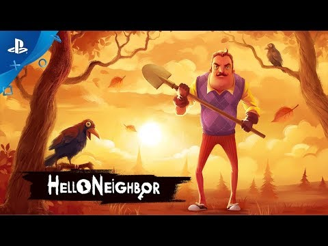 Hello Neighbor Announce Trailer Ps4 Duncannagle Com