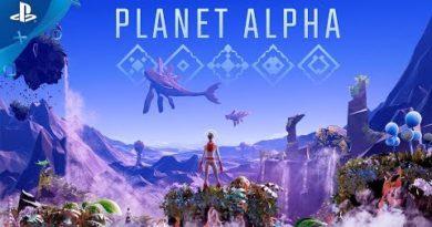 Planet Alpha - Announcement Trailer | PS4
