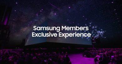 Samsung Members at Galaxy S9 Unpacked