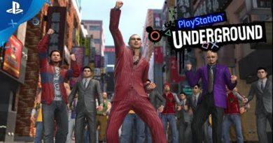 Yakuza 6 Gameplay   PlayStation Underground