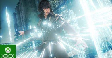 Tekken 7: Noctis Release Announcement Trailer