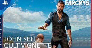 Far Cry 5 - John Seed - Cult Vignette | PS4