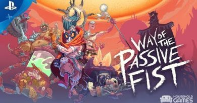 Way of the Passive Fist - Launch Trailer | PS4