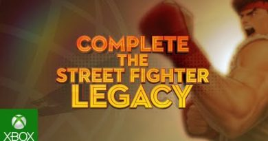 Street Fighter 30th Anniversary Collection -Ultra SFIV Pre-Order Trailer