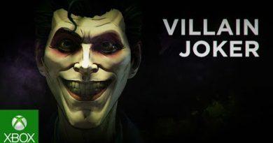 Batman: The Enemy Within - Episode 5 - Villain Trailer