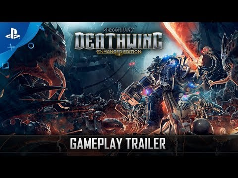 Space Hulk: Deathwing Enhanced Edition - Gameplay Trailer | PS4