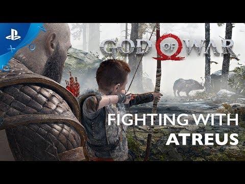 God of War - Designing an Effective Companion | PS4