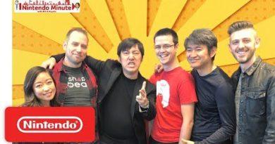Nindies Showcase Game Play - Nintendo Minute