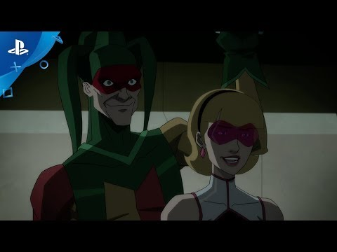 Suicide Squad: Hell to Pay - Sneak Peek | PS Video
