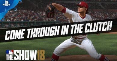 MLB The Show 18 – Big Moments | PS4