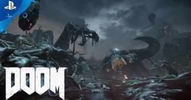 DOOM - 4K Update | PS4