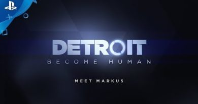 Detroit: Become Human – Markus Interview   PS4