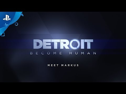 Detroit: Become Human – Markus Interview | PS4