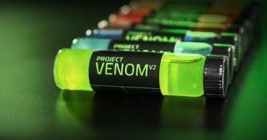 Be the Machine | Project Venom v2