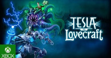 Tesla vs Lovecraft Launch Trailer
