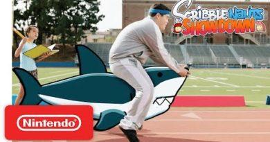 Scribblenauts Showdown Launch Trailer - Nintendo Switch