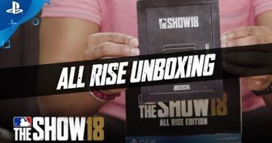 MLB The Show 18 - Gamestop Monday: All-Rise Edition Unboxing | PS4