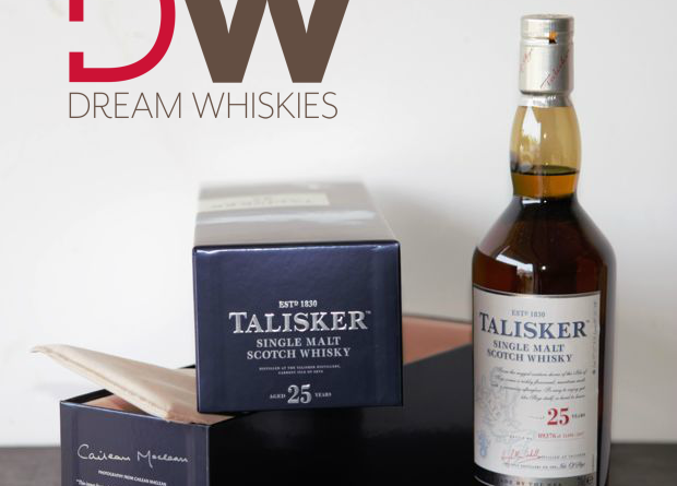COMPETITION: Win Talisker 25 Single Malt worth £250