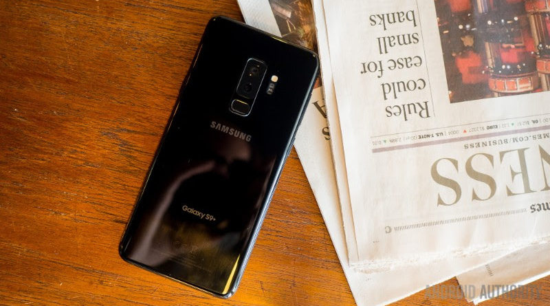 COMPETITION: Win a Samsung Galaxy S9 Plus
