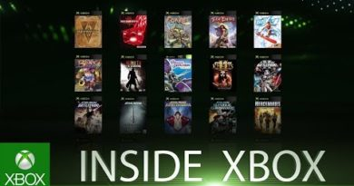 19 New Original Xbox Games on Backward Compatibility in April | Inside Xbox E2