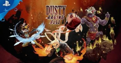Dusty Raging Fist – Available Now! Trailer | PS4