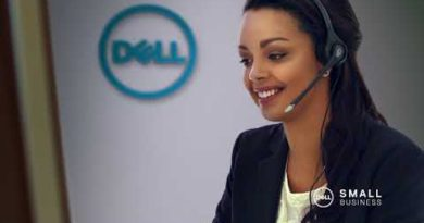 Small Business Isn't Small – Dell